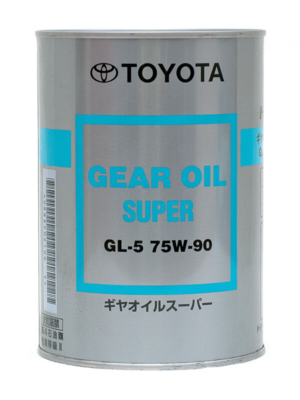 toyota 08885-02106 gear oil super отзывы